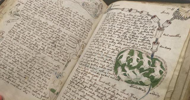 susahnya memecahkan manuskrip voynich yang super misterius