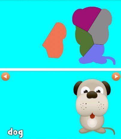 kanak kanak teka teki tangkapan skrin 1