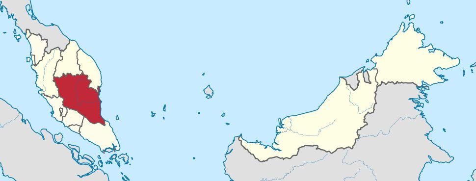 pahang in malaysia
