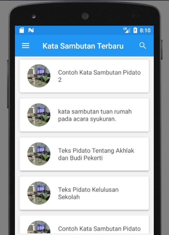 kata sambutan terbaik for android apk download