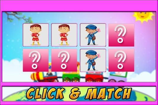 profesi teka teki anak anak screenshot 1