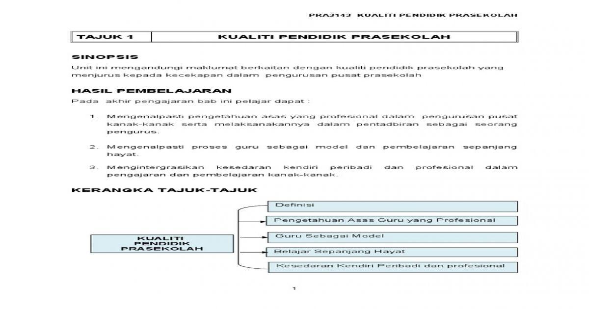 Gambar Mewarna Prasekolah Menarik Kualiti Pendidik Prasekolah Pdf Document