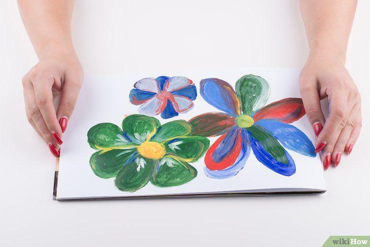 gambar berjudul oil paint step 14