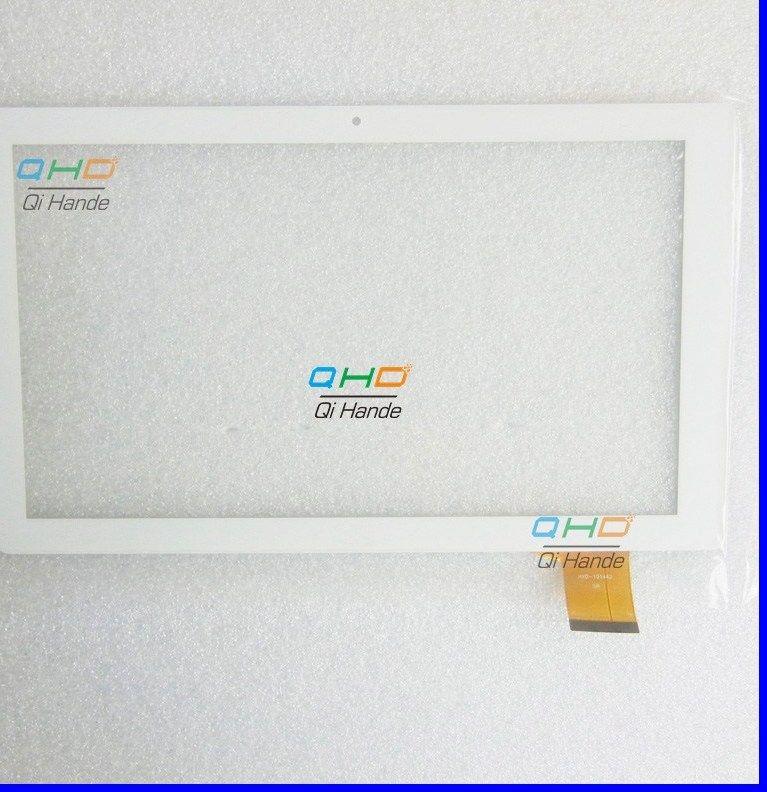 baru layar sentuh untuk 10 1 inch hxd 1014a2 sr panel sensor digitizer penggantian gratis pengiriman