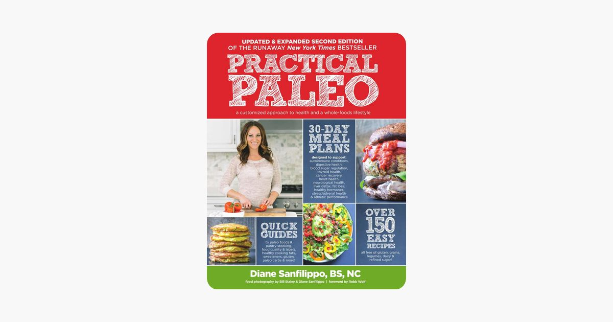 practical paleo 2nd edition updated and expanded on apple books