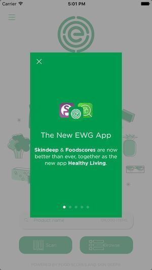 healthy lifestyle poster bernilai ewg s healthy living on the app store