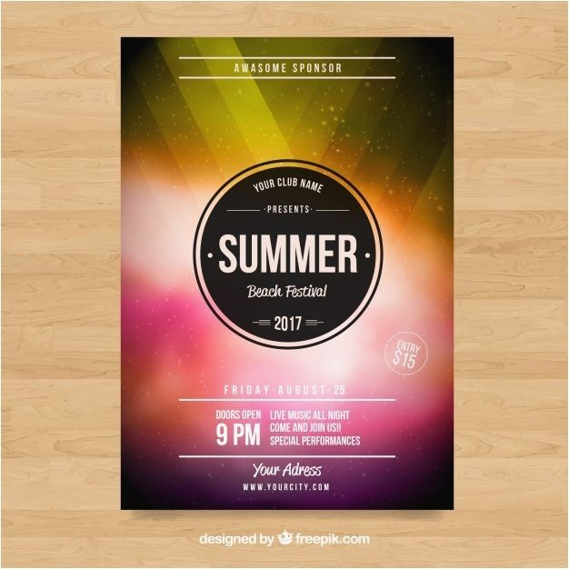 flyer template free format poster templates 0d wallpapers 46 awesome free flyer designs download