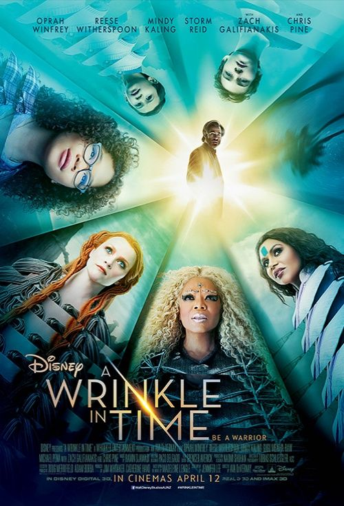 a wrinkle in time 3d movie poster