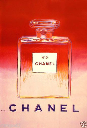 art deco poster chanel perfume art poster print chanel fragrance poster pink ebay