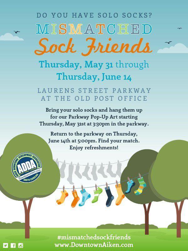 parkway socks event 1