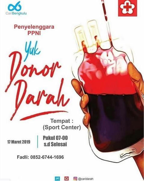 donor darah bersama ppni