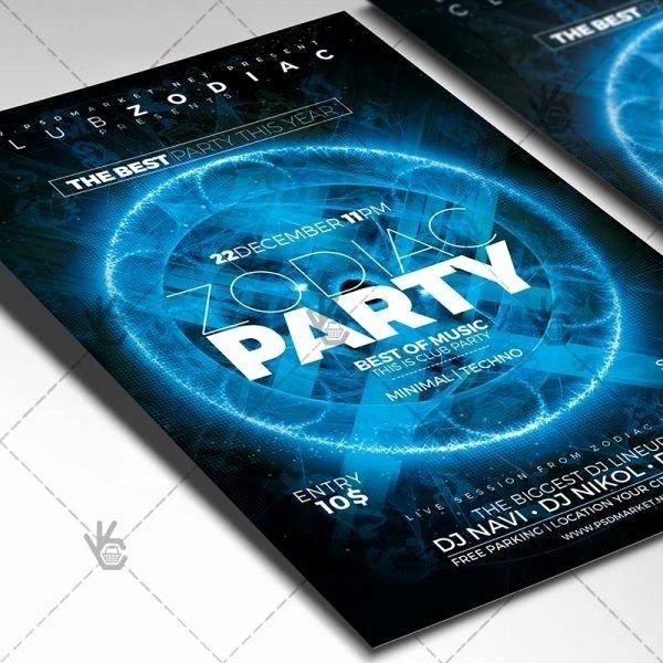 event flyer design beautiful free nightclub flyer templates lovely event flyer template free free of event