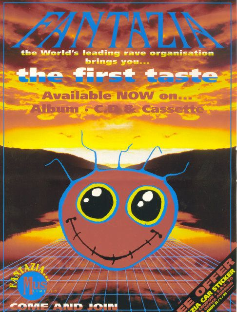 how to create your own rave flyer for an event 90s graphic design
