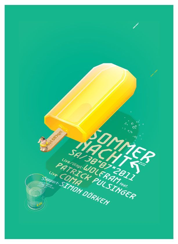 sommernacht creative event poster examples creative flyer examples event flyer examples flyer examples marketing flyer examples creative poster