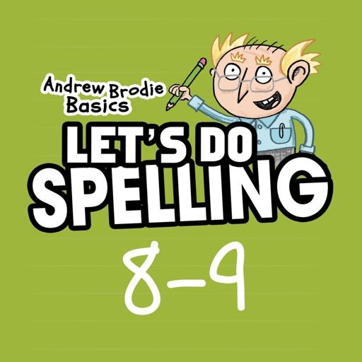 spelling ages 8 9