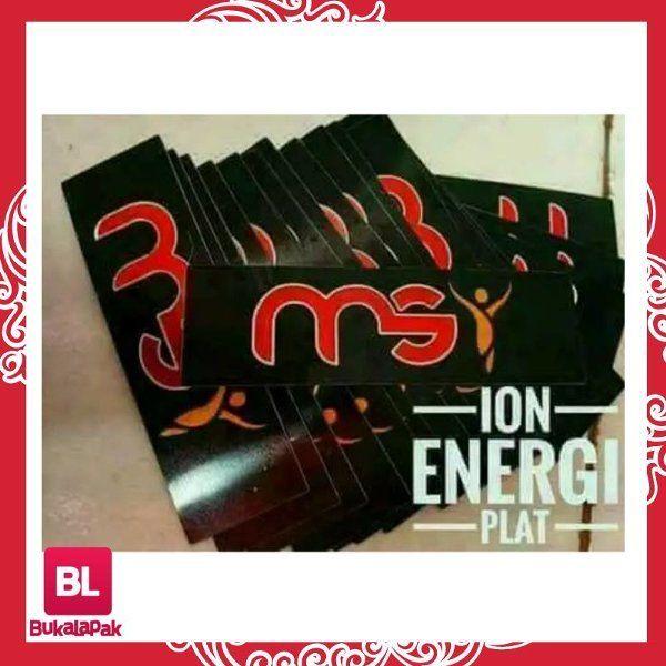 poster hemat energi listrik bernilai jual paket ion energy plat di lapak ilham store ilhamstore325 of
