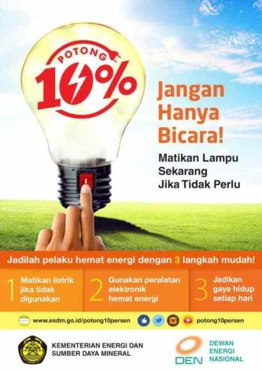 25 contoh poster pendidikan lingkungan kegiatan dan lain gambar