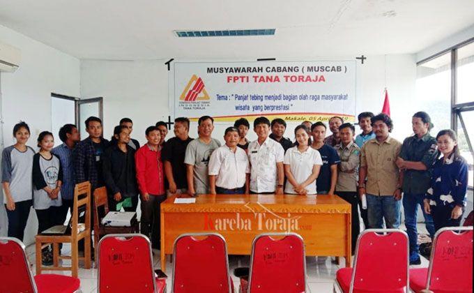 federasi panjat tebing indonesia kini hadir di tana toraja