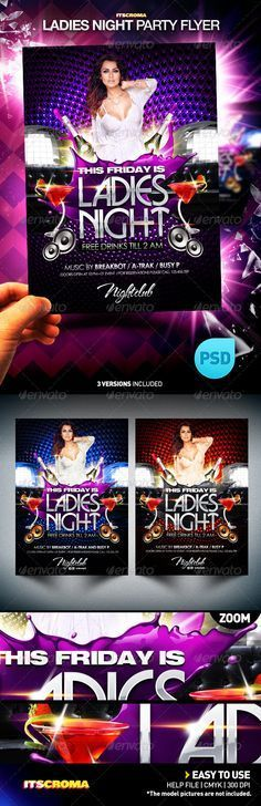 the 14 best nightclub brochure ideas inspiration images on pinterest nightclub flyer template