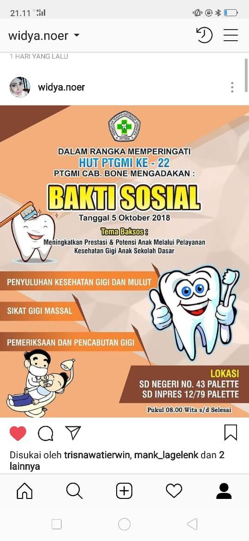 Dapatkan Inspirasi Untuk Contoh Poster Kesehatan Gigi Dan ...
