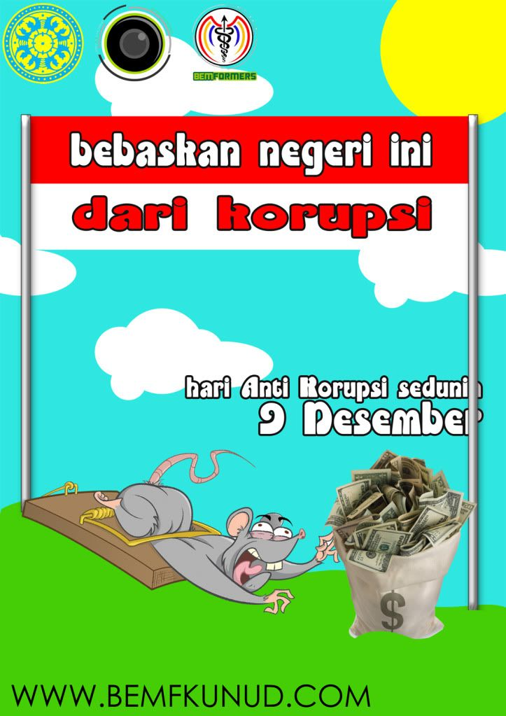 Contoh Poster Anti Korupsi Yang Mudah Digambar - semua ...