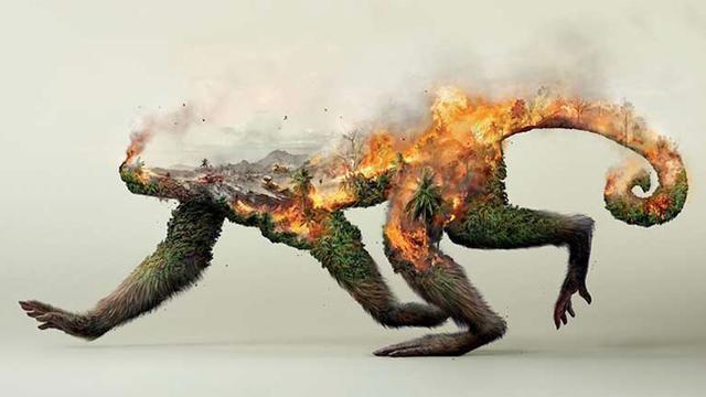 Poster Pelestarian Lingkungan Bermanfaat Poster Mengagumkan Ini Sentil Warga Untuk Lindungi Alam Citizen6