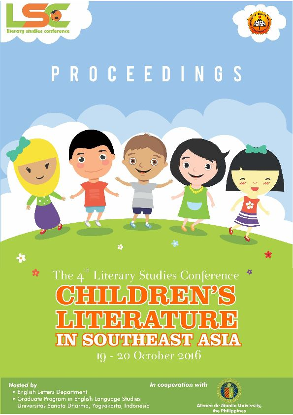 Poster Pendidikan Berkarakter Hebat Pdf Local Wisdom In Literature Activities for Chil Dren Rini