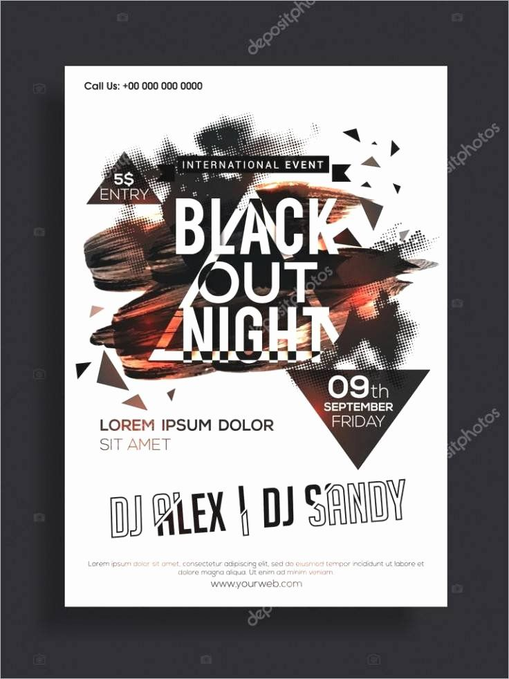 template for poster presentation inspirational paper cake template music flyer templates poster templates 0d