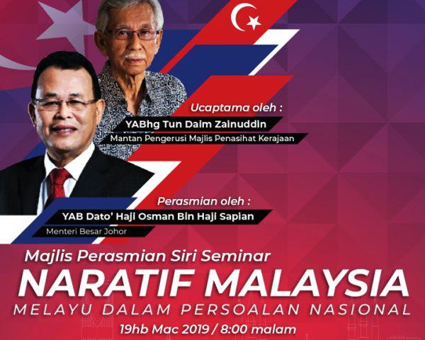 Poster Seminar Nasional Terbaik Institute Of Malaysian and International Studies Inspiring