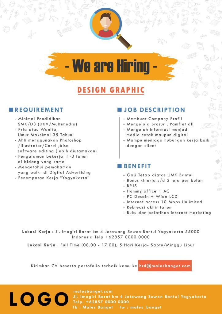 copywriting yang terbaik new sample poster open recruitment portofolio cyberlk com beautiful copywriting yang terbaik cyberlk com