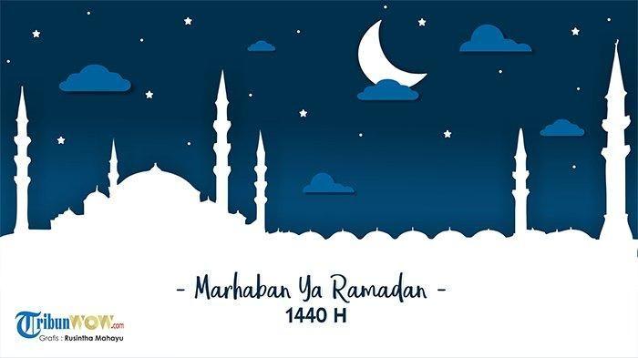 kapan awal puasa ramadan tahun 2019 yang ditetapkan pemerintah indonesia