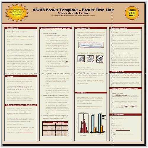 free research poster template powerpoint lovely new a a 0d modest professional
