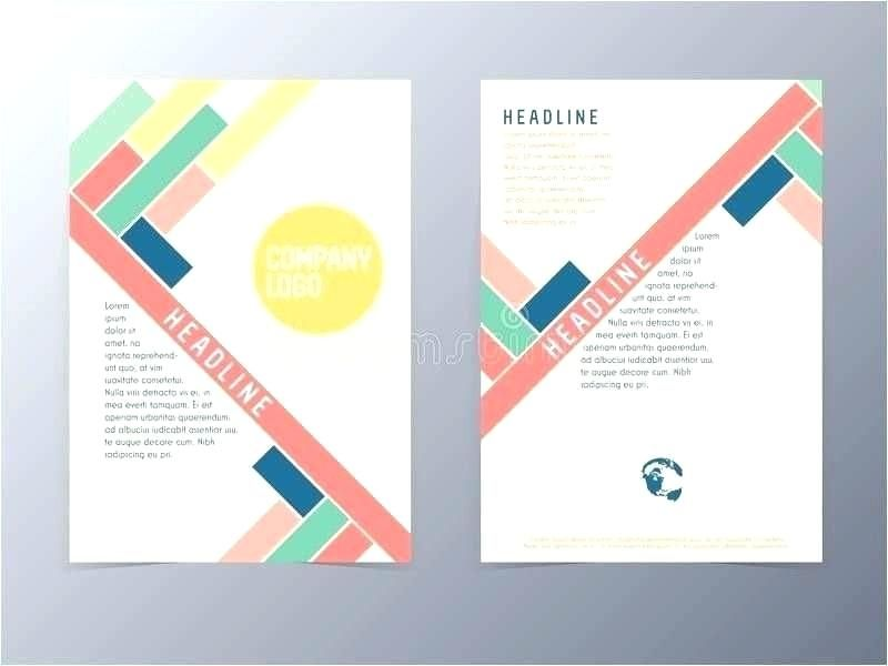 poster template x templates free download harmonious brochure scientific ppt powerpoint