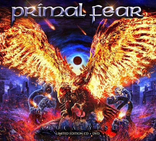 primal fear apocalypse cd dvd digipak deluxe edition