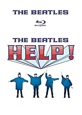 Standing Poster Terhebat Amazon Com the Beatles Help Blu Ray John Lennon Paul