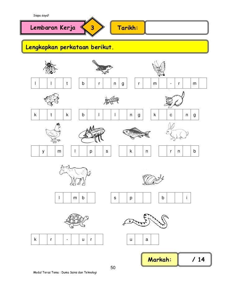 teka silang kata bahasa melayu doc hebat modul pengajaran sains tahun 1 versi bahasa malaysia of