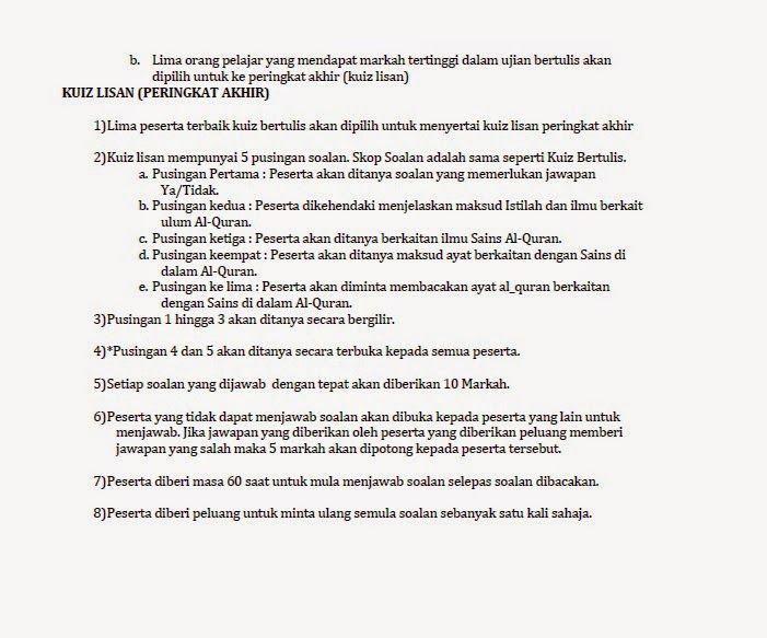 Teka Silang Kata Dan Jawapan Bahasa Melayu Sekolah Menengah Hebat Contoh soalan Kuiz Sains Dan Matematik F soalan